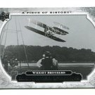WRIGHT BROTHERS 2008 Upper Deck UD A Piece of History #152 HISTORICAL MOMENTS