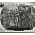 LOUISIANA PURCHASE 2008 Upper Deck UD A Piece of History #188 HISTORICAL MOMENTS
