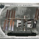 INTERNATIONAL SPACE STATION 2008 Upper Deck UD A Piece of History #193 HISTORICAL MOMENTS