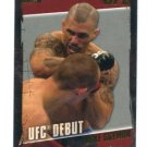 MIKE GUYMON 2010 Topps UFC GOLD SP #155