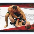 GLEISON TIBAU 2010 Topps UFC GOLD SP #129
