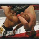BRIAN STANN vs. RODNEY WALLACE 2010 Topps UFC GOLD SP #182