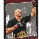 GEORGE RUSH ST-PIERRE 2010 Topps UFC #100
