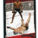 ANDERSON SILVA vs. FOREST GRIFFIN 2010 Topps UFC #188