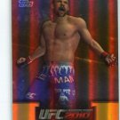 CHUCK THE ICEMAN LIDELL 2010 Topps UFC Greats of the Game INSERT #GTG-5