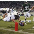 GRAHAM ZUG - Photo 1 - Penn State Nittany Lions WR 2007-10  -  8x10