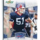 PAUL POSLUSZNY 2008 Score #34 Bills PENN STATE Rookie