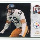 JACK HAM 2009 Upper Deck UD Football Heroes #433 Steelers PENN STATE