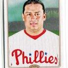 CARLOS RUIZ 2010 Topps 206 #19 Philadelphia Phillies