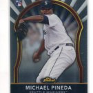 MICHAEL PINEDA 2011 Topps Finest #86 ROOKIE Mariners NEW YORK NY Yankees