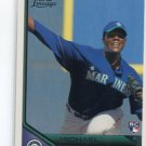 MICHAEL PINEDA 2011 Topps Lineage #139 ROOKIE Mariners NEW YORK NY Yankees