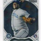 MICHAEL PINEDA 2011 Bowman Sterling #35 ROOKIE Mariners NEW YORK NY Yankees