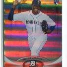 MICHAEL PINEDA 2011 Bowman Platinum #55 ROOKIE Mariners NEW YORK NY Yankees