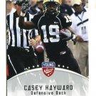 CASEY HAYWARD 2012 Leaf Young Stars #16 ROOKIE Vanderbilt GREEN BAY Packers