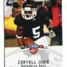 CORYELL JUDIE 2012 Leaf Young Stars #22 ROOKIE Texas A&M Aggies BRONCOS CB
