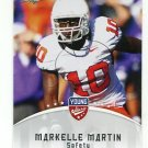 MARKELLE MARTIN 2012 Leaf Young Stars #59 ROOKIE Oklahoma State Cowboys TITANS