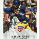 MARVIN JONES 2012 Leaf Young Stars #60 ROOKIE Cal Bears BENGALS WR