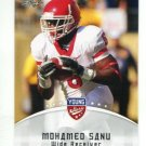 MOHAMED SANU 2012 Leaf Young Stars #66 ROOKIE Rutgers Scarlet Knights BENGALS
