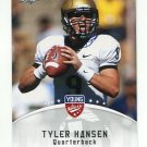 TYLER HANSEN 2012 Leaf Young Stars #100 ROOKIE Colorado Buffalo BENGALS QB