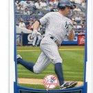 BRETT GADNER 2012 Bowman #11 New York NY Yankees