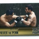 JENS PULVER vs. B.J. BJ PENN 2011 Topps Top Ten Title Fights UFC #TT-16 Hawaii