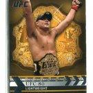 B.J. BJ PENN 2011 Topps Championship Chronology UFC #CC-45 Hawaii