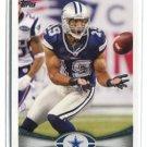 MILES AUSTIN 2012 Topps #385 Dallas Cowboys