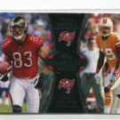 VINCENT JACKSON / MIKE WILLIAMS 2012 Topps Paramount Pairs INSERT Buccaneers