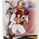 JABAR GAFFNEY 2012 Topps Prolific Profiles  INSERT Redskins FLORIDA Gators