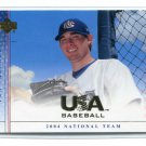 IAN KENNEDY 2005 Upper Deck UD USA #USA-34 ROOKIE Arizona Diamondbacks