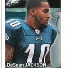 DeSEAN JACKSON 2012 Panini Sticker #265 Eagles CAL BEARS