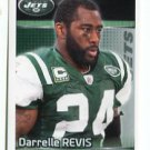 DARRELLE REVIS 2012 Panini Sticker #48 New York NY Jets PITT Panthers