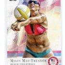 MISTY MAY-TREANOR 2012 Topps Olympic Team #40 Beach Volleyball