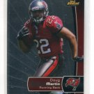 DOUG MARTIN 2012 Topps Finest #108 ROOKIE Boise State TAMPA BAY Buccaneers RB