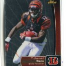 MOHAMED SANU 2012 Topps Finest #121 ROOKIE Rutgers BENGALS WR