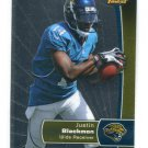 JUSTIN BLACKMON 2012 Topps Finest #130 ROOKIE Oklahoma State Cowboys JAGUARS