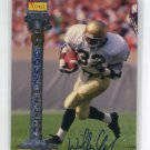 WILLIE CLARK 1994 Signature Rookies #10 AUTO ROOKIE Notre Dame Irish