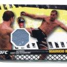 MAURICIO SHOGUN RUA 2010 Topps UFC Event-Used Octagon MAT RELIC