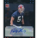 PAUL POSLUSZNY 2007 Topps Chrome AUTO #TC244 ROOKIE Penn State BILLS Jaguars