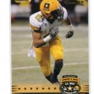 ROBERT WOODS 2010 Razor Army All-American PRIVATE ISSUE #3 Pre-ROOKIE USC Trojans BILLS WR