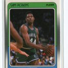 SAM PERKINS 1988-89 Fleer #31 Dallas Mavericks NORTH CAROLINA Tarheels