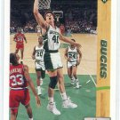 FRANK BRICKOWSKI 1991-92 Upper Deck #350 Bucks PENN STATE Nittany Lions