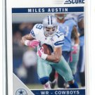 MILES AUSTIN 2011 Score GLOSSY SP #82 Dallas Cowboys