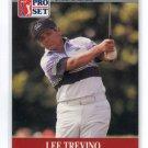LEE TREVINO 1990 Pro Set PROMO PGA