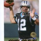KERRY COLLINS 1998 Collectors Edge Supreme Season Review #24 Penn State CAROLINA Panthers QB