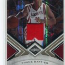 SHANE BATTIER 2010-11 Panini Limited JERSEY Houston Rockets DUKE Blue Devils #d/199