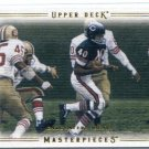 GALE SAYERS 2008 Upper Deck UD Masterpieces PROMO #MPP6 Chicago BEARS Kansas Jayhawks