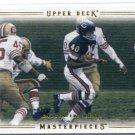 GALE SAYERS 2008 Upper Deck UD Masterpieces PROMO #MPP6 Chicago BEARS Kansas Jayhawks