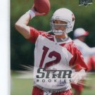 ANTHONY MORELLI 2008 Upper Deck UD Star Rookies #207 ROOKIE Cardinals PENN STATE QB