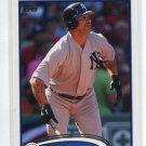 ERIC CHAVEZ 2012 Topps Update Series #US45 New York NY Yankees
